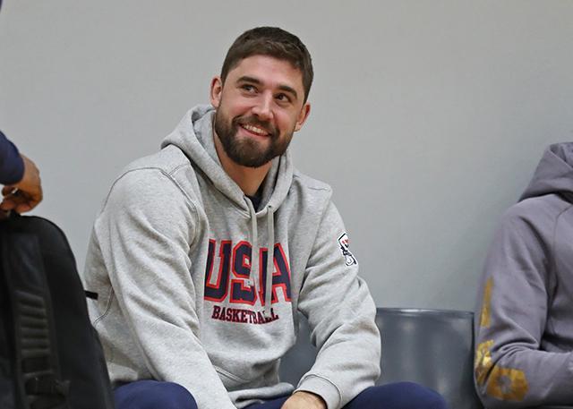 乔-哈里斯:我们的目标是呈现最好的美国队_NBA中国官方网站