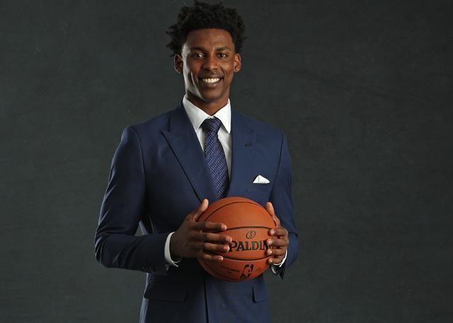2019年NBA选秀球员之杰伦-霍尔德
