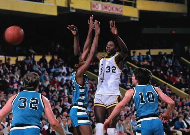 NBA50大巨星之帕特里克-尤因