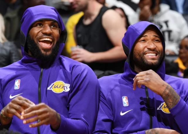考辛斯:MVP不选勒布朗 只能说明你是黑子