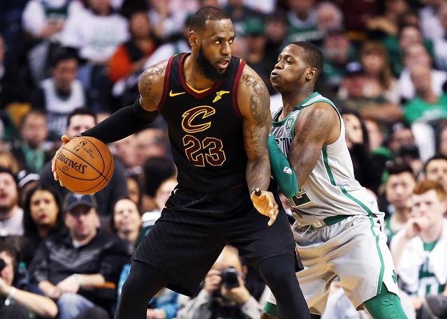 2018年NBA东部决赛赛程及直播时间