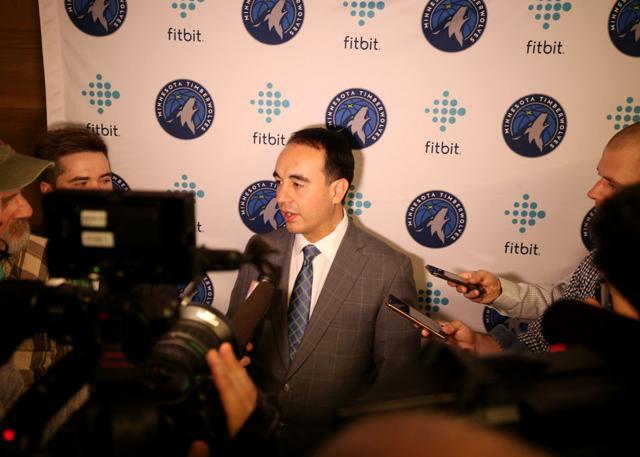 狼队总裁罗萨斯:我们将在现代篮球中领跑