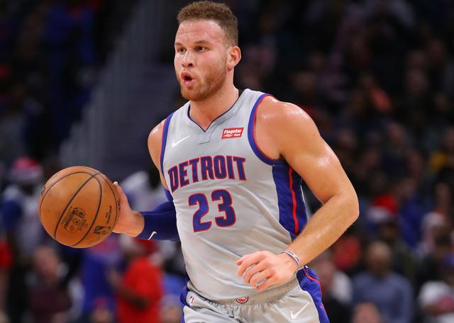 活塞高管:格里芬预计可在6月恢复篮球活动