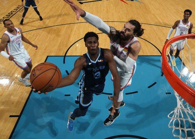 Brooks高效30分助灰熊逆轉雷霆 Jackson 18分,Gallinari 16+10(影)-Haters-黑特籃球NBA新聞影音圖片分享社區