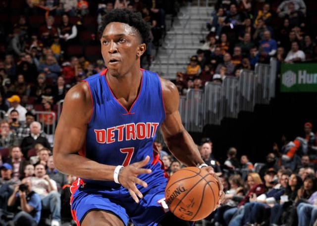 斯坦利-约翰逊评选NBA最强5人组 科詹皆在列