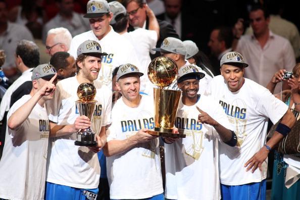 NBA编年史之2011—迈阿密三巨头横空出世