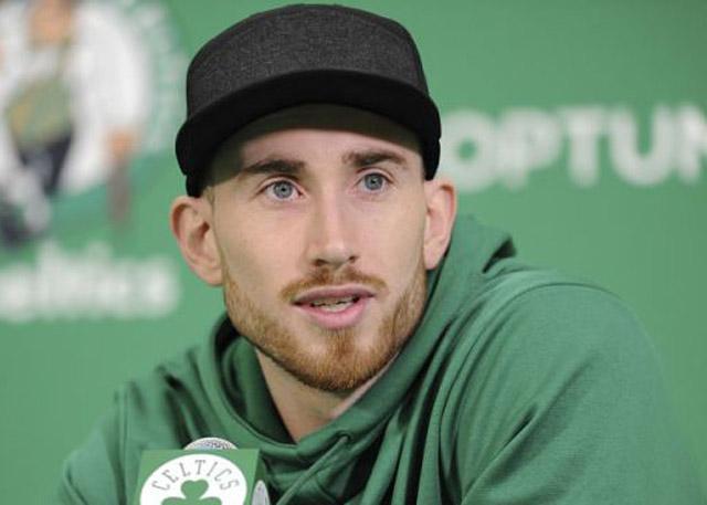 康复顺利 海沃德将于6-8周后开始篮球活动
