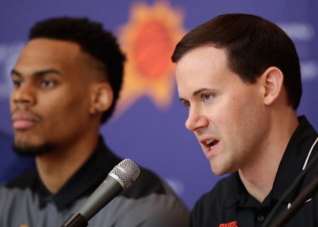 太阳GM谈与火箭交易:新教练带来了新体系