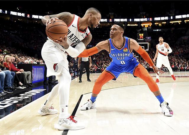 利拉德30分坎特20+18 开拓者主场力克雷霆 NBA新闻