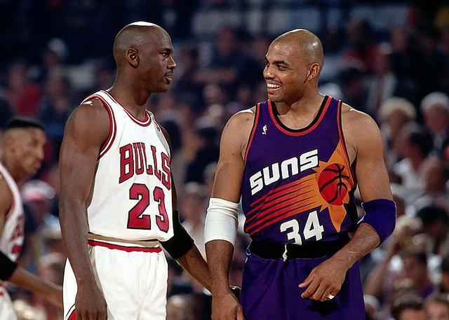 巴克利:和乔丹的友谊难修复 批评不针对他_NBA中国官方网站