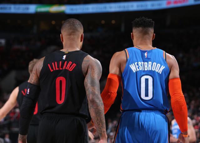 雷霆VS开拓者前瞻:0号对决 存下克上风险 NBA新闻