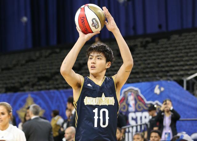 吴亦凡将亮相2018洛杉矶NBA全明星赛