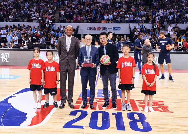 NBA与腾讯加深合作 联合微视和QQ空间共同推广Jr.NBA