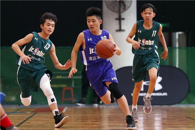 清新三中升起的希望之星,将会是未来不可忽视的篮球力量
