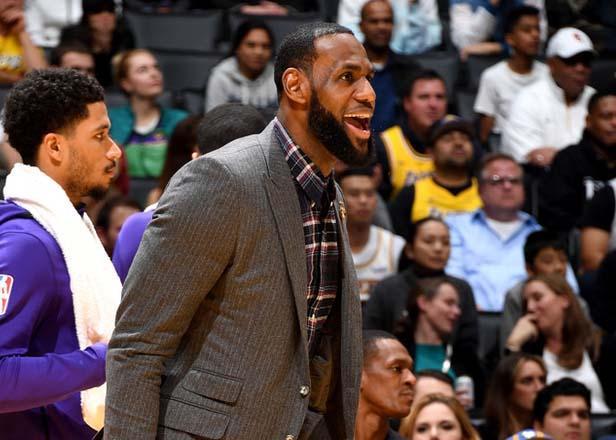 官宣:詹姆斯已获准恢复功能性的篮球活动