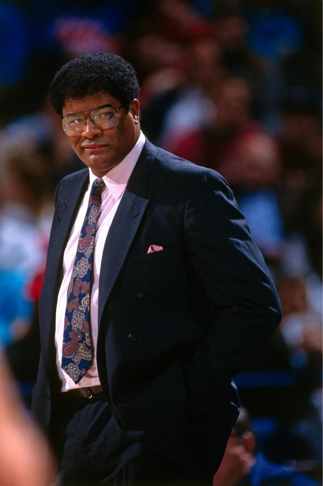 NBA五十大巨星之昂塞尔德——蓝领国王