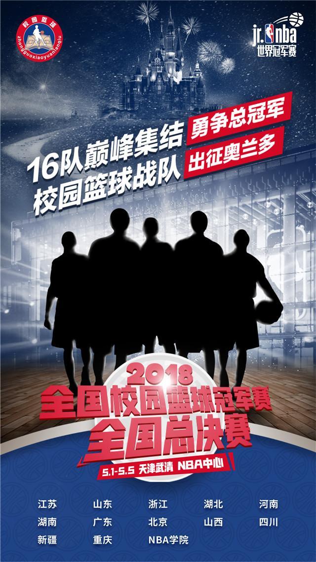 男女八强齐聚NBA中心,冠军赛总决赛开战在即!