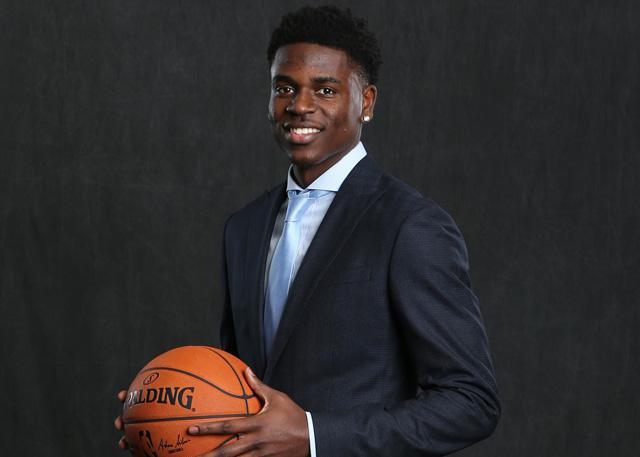 2018年NBA选秀球员之阿隆-霍勒迪