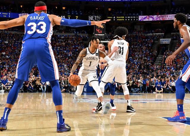 巴特勒空砍36+9大帝22+15+5 76人负篮网 NBA新闻