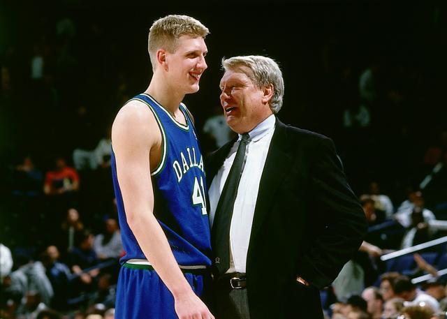 唐-尼尔森:刚来NBA时诺天王思乡到想回家