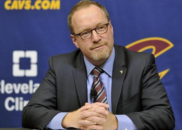 曝大卫-格里芬将任鹈鹕篮球事务运营副总裁 NBA新闻