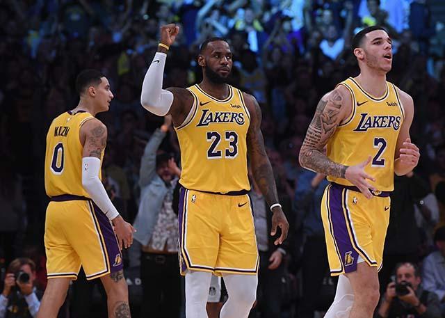 湖人常规赛总结:事与愿违 路在何方 NBA新闻 第2张