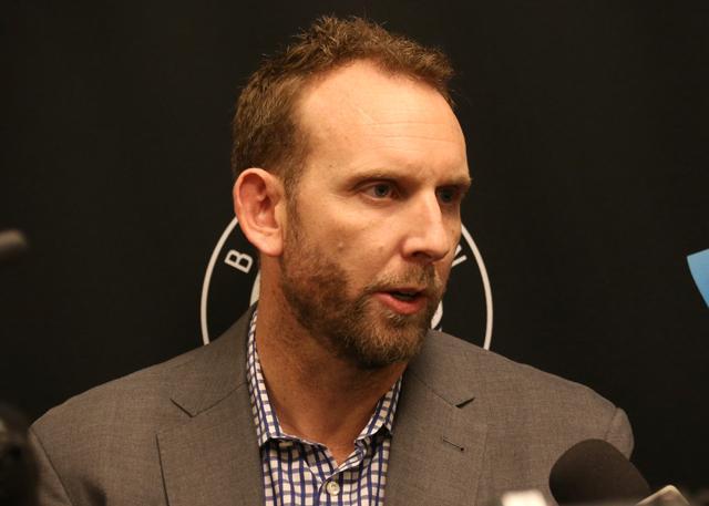 篮网GM:闯入季后赛是全队共同努力的结果