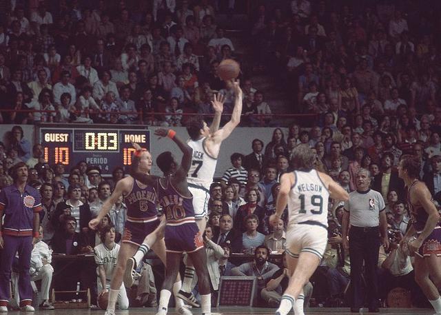 NBA50大巨星——约翰-哈福利切克