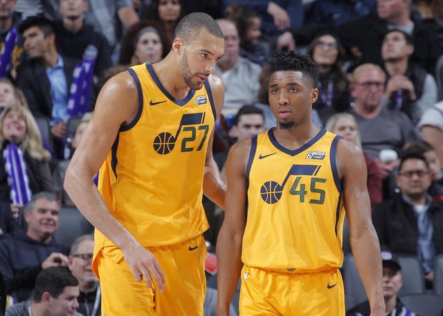 ESPN公布现役球员30-21位:爵士双星入围