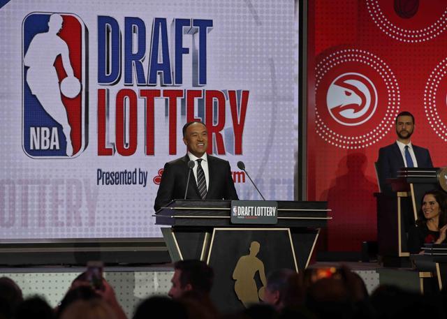 今年乐透抽签收视率3.9% 创历史新高 NBA新闻
