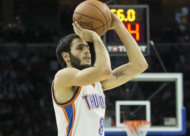 第一个NBA休赛期 阿布里内斯专注自我提升