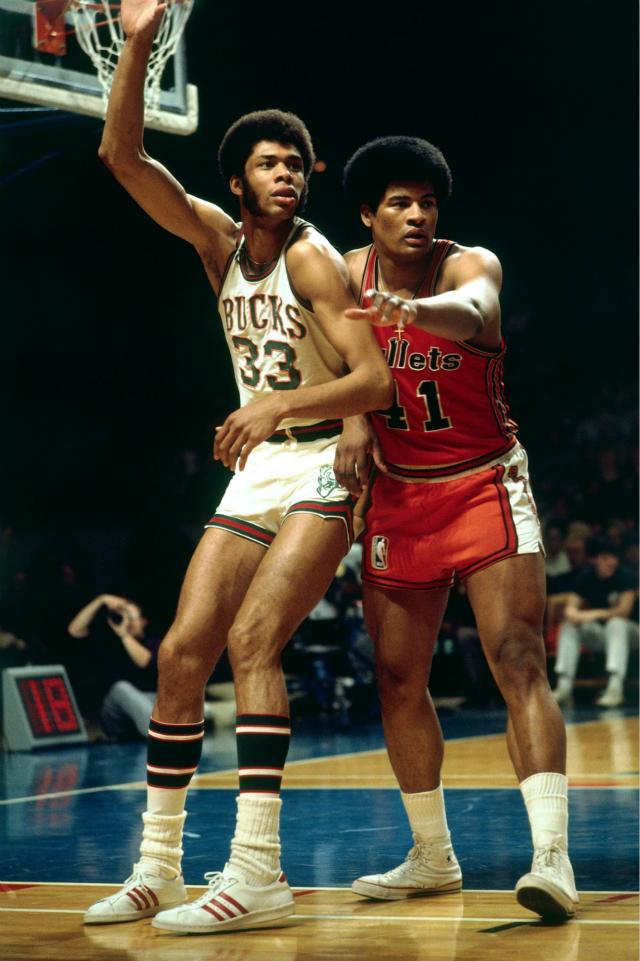 NBA50大巨星之贾巴尔:篮坛常青树