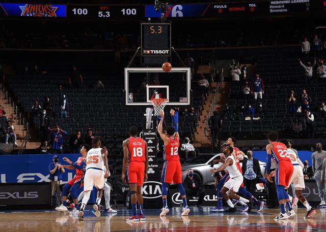 哈里斯:兩罰不中因被犯規太狠而手沒知覺_NBA中國官方網站