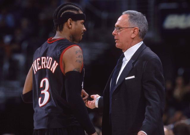 一日为师念念不忘 NBA赛场上那些师徒情谊