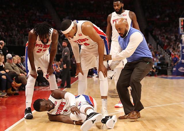 雷吉-杰克逊右脚踝三级扭伤 将缺席6至8周
