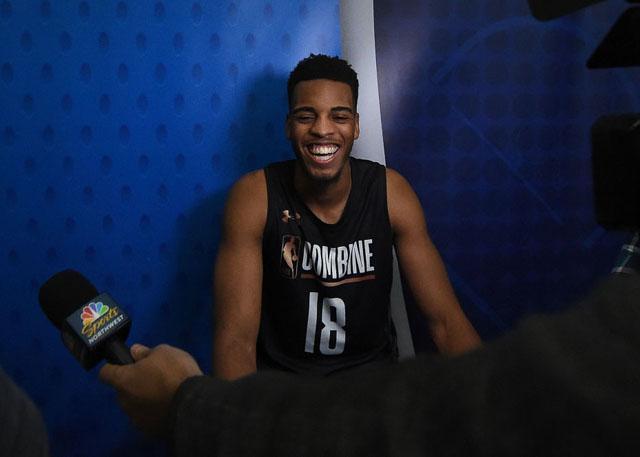 2018年NBA选秀球员之特洛伊-布朗