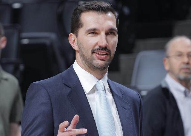 官宣:佩贾-斯托贾科维奇将担任国王副总经理