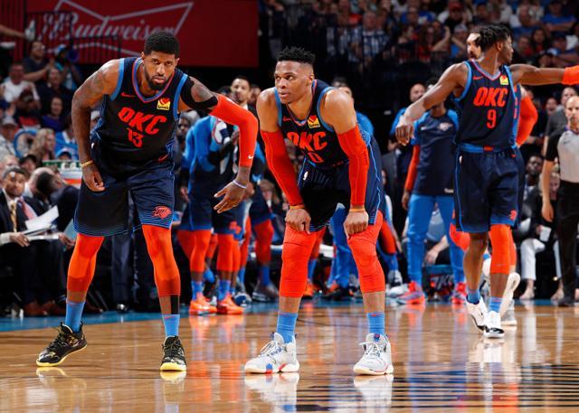 雷霆常规赛总结:稳字当头 方得始终 NBA新闻 第1张