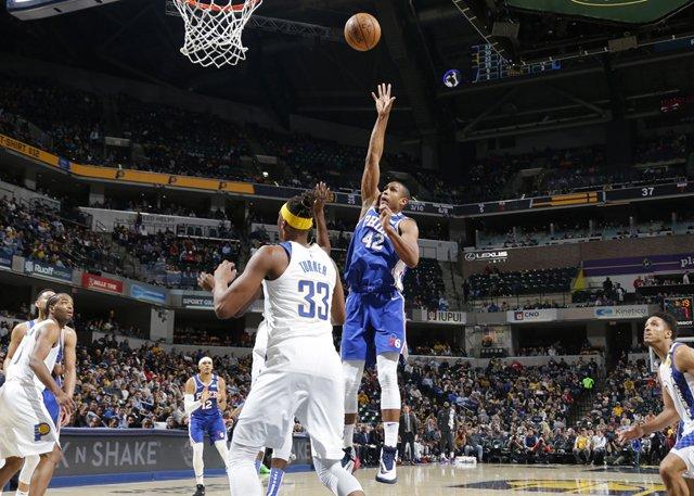 客場6連敗!若在西區這一數據只能墊底,76人豪陣淪為「客場蟲」,想爭冠他們還是太難了!(影)-黑特籃球-NBA新聞影音圖片分享社區