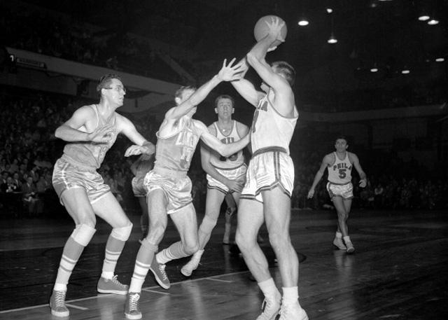 NBA编年史之1947-1956