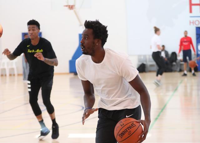 阿米奴:将为尼日利亚出战 这能推广篮球