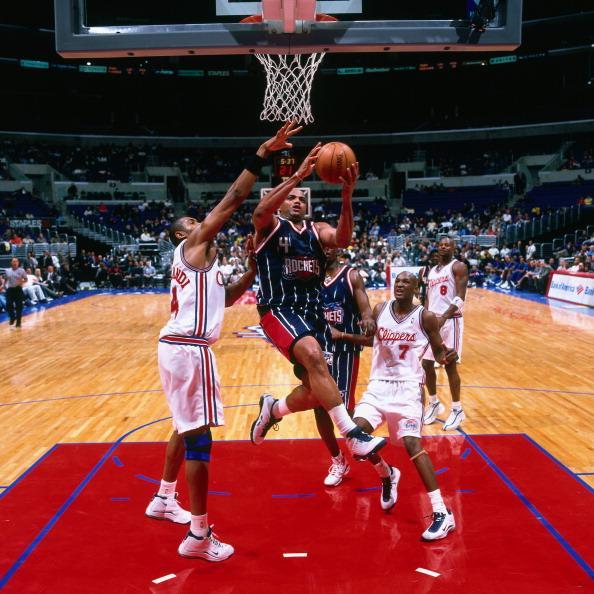 NBA五十大球星之巴克利:空中飞猪的传奇