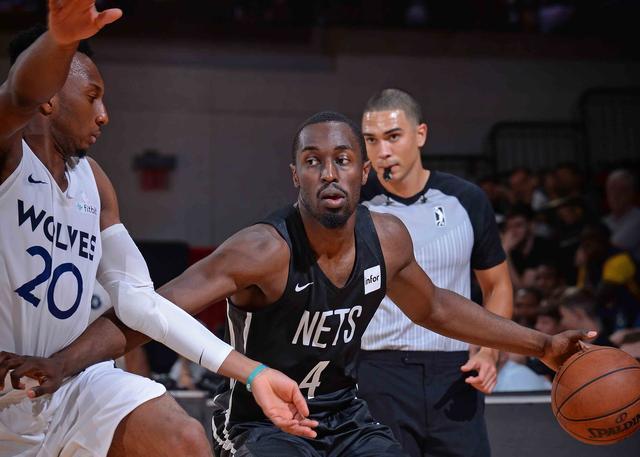 篮网队双向合同签下今年落选秀西奥-平森