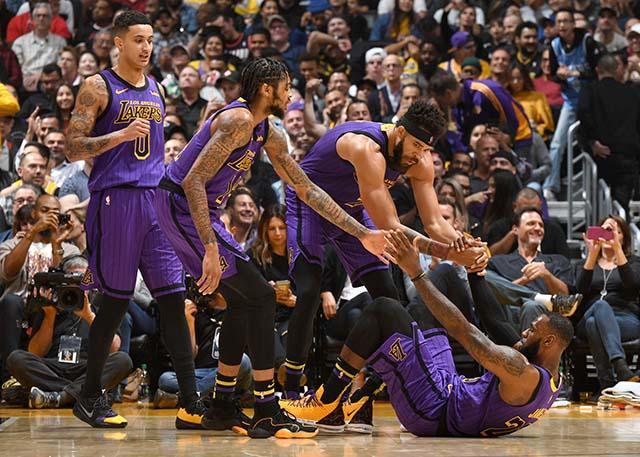 湖人常规赛总结:事与愿违 路在何方 NBA新闻 第3张
