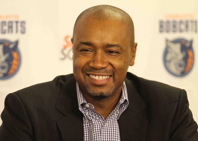 老鹰任命罗德-希金斯为篮球运营副总裁