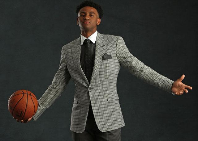 2019年NBA选秀球员之尼克尔-亚历山大-沃克