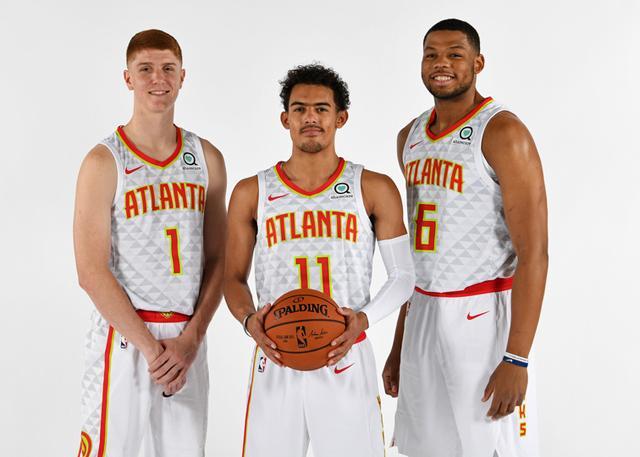 官宣:老鹰正式签下今年选中的三位新秀