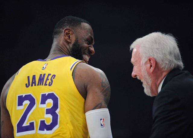 詹姆斯亲承将不会参加夏天进行的篮球世界杯