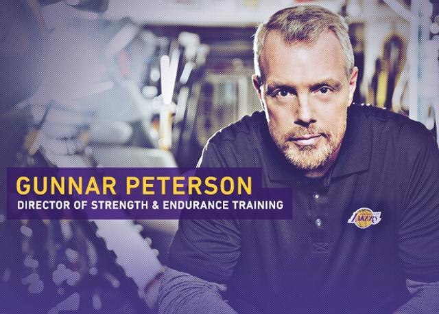 湖人官方宣布聘请彼得森指导力量训练