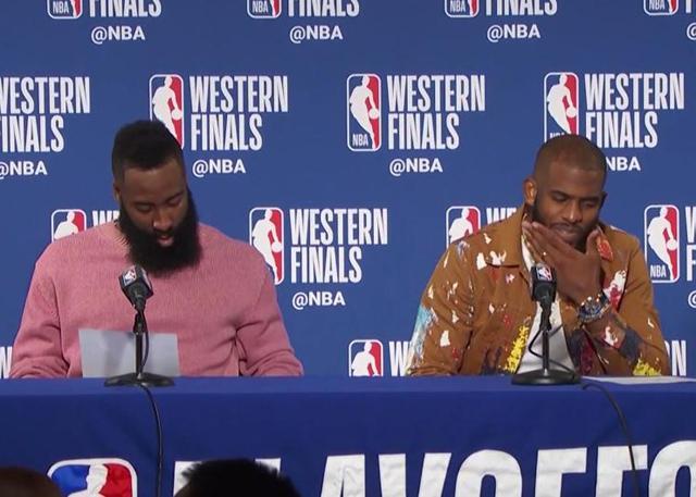 保罗:教练说得对 我们确实打得不够强硬